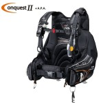 Jacket Tusa Conquest II + A.P.A